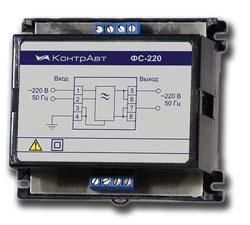 Фильтр сетевой ФС защищает приборы КИПиА от воздействия высокочастотных и импульсных помех, которые неизбежно...